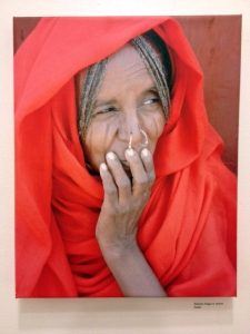 Refugee in the Sudan
